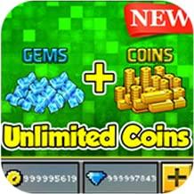 Coins & Gems for Pixel Gun 3D : Prank