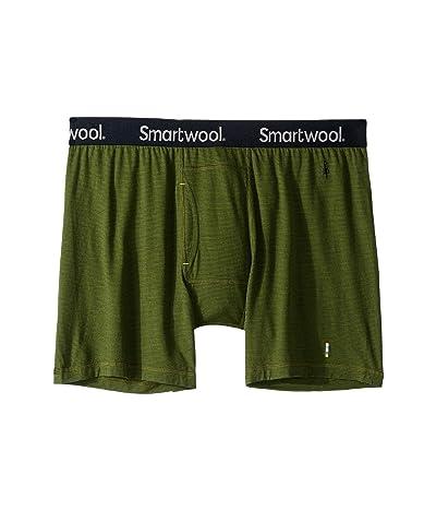 Smartwool Merino 150 Pattern Boxer Brief (Chive) Men