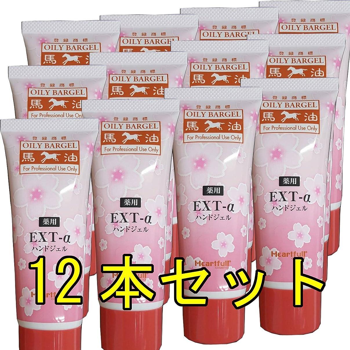 生命体唇いわゆる薬用オイリーバージェル EXT-α 65g お買い得12本セット(ゲルタイプクリーム)