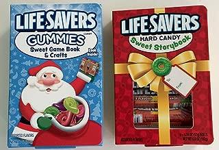 Lifesavers Sweet Storybook Hard Candies and Lifesaver Gummies