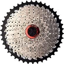CYSKY 10 Speed Cassette 10Speed 11-42 Cassette Fit for Mountain Bike, Road Bicycle, MTB, BMX, Sram Sunrace Shimano ultegra xt (Light Weight)