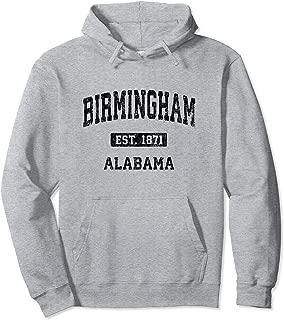 university college birmingham hoodie