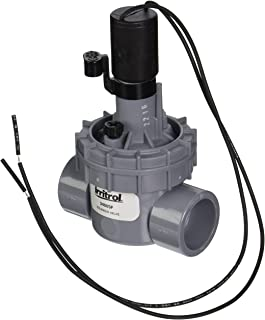 Irritrol 2400SF Globe Valve Slip Connection with Flow Control, 1