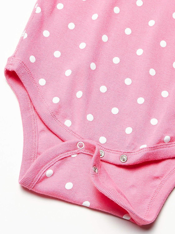 Marky G Apparel baby-girls Baby Rib Bodysuit