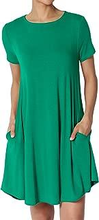 tunic dress green