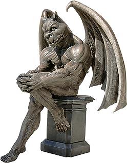 Socrates, The Gargoyle Thinker Sculpture