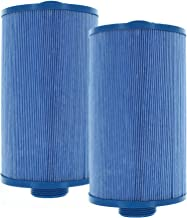 2 pak-filter FITS- PLEATCO PDM18P-4, PDM25P4 DREAM MAKER GATSBY SPA unicel 4CH-21, HOT TUB CARTRIDGE,filbur FC-0121, FC-0136 ANTIMICROBIAL MICROBAN PROTECTION AGAINST BACTERIA GROWTH