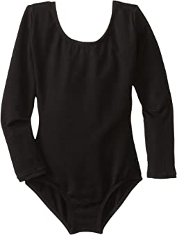 Classic Long Sleeve Leotard (Toddler/Little Kids/Big Kids)