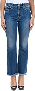 ROY ROGER'S Luxury Fashion Womens 9RND036D3511295999 Blue Jeans | Fall Winter 19