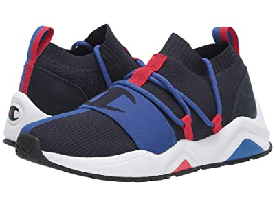 Champion Rally Hype Lo SF (Navy/Surf The Web) Men