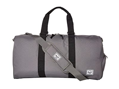 Herschel Supply Co. Novel Mid-Volume (Grey/Black) Duffel Bags