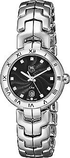Women's THWAT1410BA0954 Link Analog Display Swiss Quartz Silver Watch