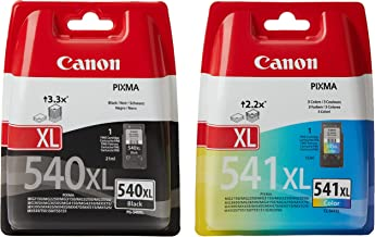 Canon PG540XL-CL541XL Ink Cartridge (Pack of 2)