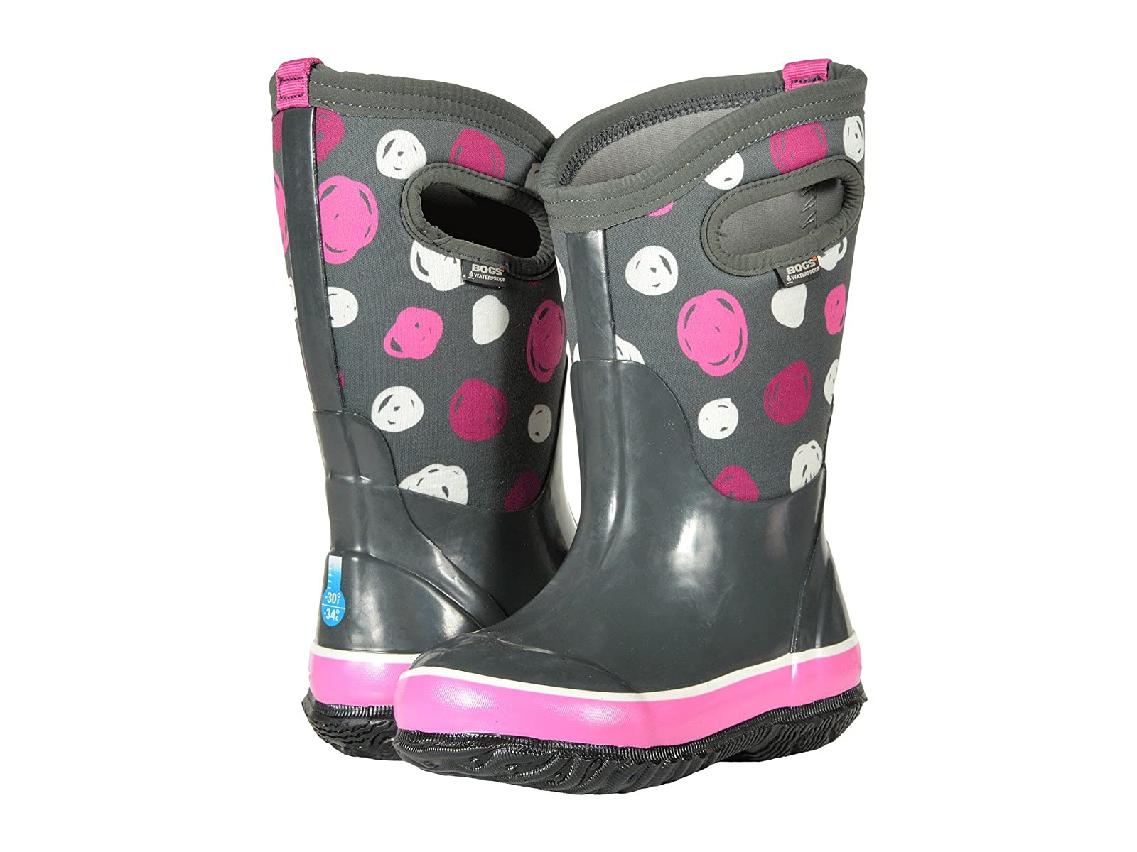 Bogs Kids Classic Sketched Dots (Toddler/Little Kid/Big Kid)Selling fashionable and eye-catching shoes