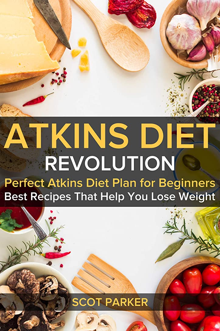 Atkins Diet: Atkins Diet Revolution for Beginners, Best Recipes for Slow Cooker and Air Fryer (English Edition)
