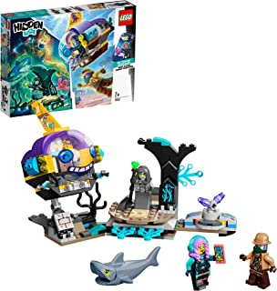 LEGO Hidden Side J.B.'s Submarine Toy With Interactive Game App -70433