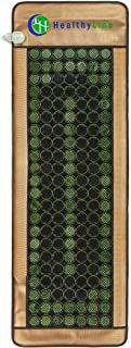 Healthyline Jade and Tourmaline Soft Mesh Far Infrared Heating Pad Inframat Pro (Full)