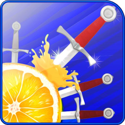 Flippy Knife Hit Challenge - Ninja Fruit Game 2020
