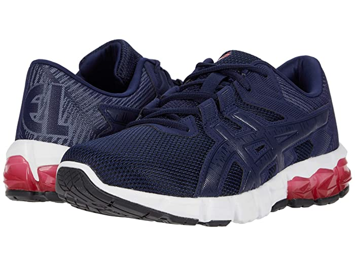 ASICS  GEL-Quantum 90 2 (Peacoat/Peacoat) Mens Running Shoes