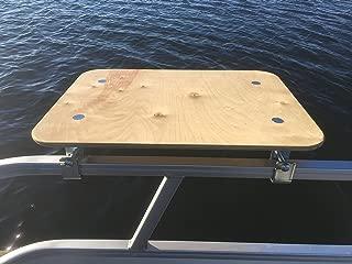 classic pontoon boat