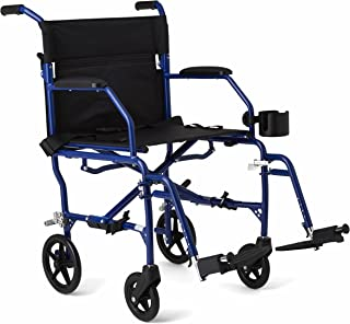 Best mobility plus wheelchair by medline, gray frame Reviews