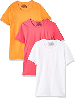 Hanes Girl's T-Shirts T-Shirts (pack of 3)