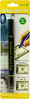 Counterfeit Money Detector Pen Banknote Tester Currency Cash Checker Marker Fake Dollar Bill Black