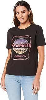 Wrangler Women's RAMBLIN TEE ,Black