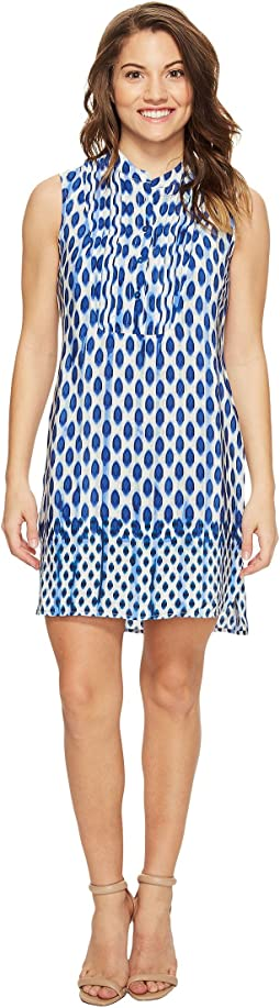 Petite Falling Dots Tunic Dress