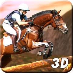 Horse Riding Features: 5 challenging levels to play in 3D horse jumping simulator game Amazing mountain terrain with treacherous off road paths Realistic horse animation for running, walking, die and jumping Smooth Camera movement HD graphics with am...