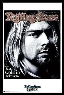 Trends International Rolling Stone Magazine - Kurt Cobain Wall Poster, 22.375