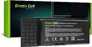 Green Cell® Standard Serie Batería para DELL Alienware M17x R3 R4 Portátil (8100mAh 11.1V Negro)