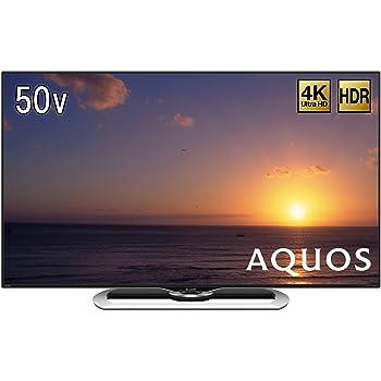 シャープ 50V型 液晶 テレビ AQUOS LC-50U40 4K 外付HDD対応(裏番組録画) 2画面表示 2016年モデル