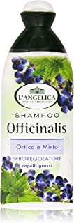 LAngelica – Champú Seborregulador Ortica y Mirto cabello graso 250 ml