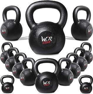 Ghirie in ghisa per esercizi da 4 kg, 6 kg, 8 kg, 10 kg, 12 kg, 16 kg, 20 kg, 24 kg, 28 kg, 30 kg, 32 kg, 36 kg e 40 kg, p...