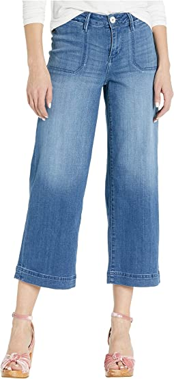 Simone Wide Leg Crop Jeans