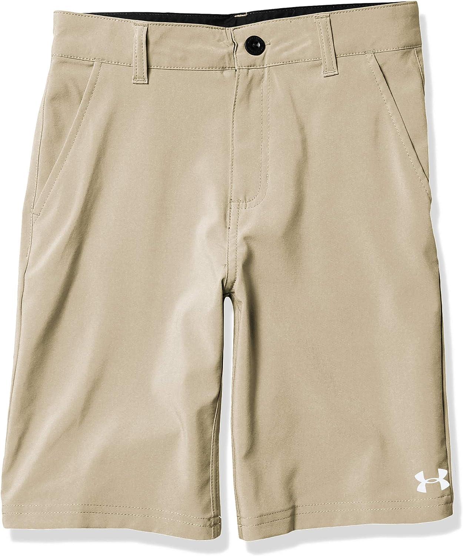 Under Armour Boys' Ua Standard Short