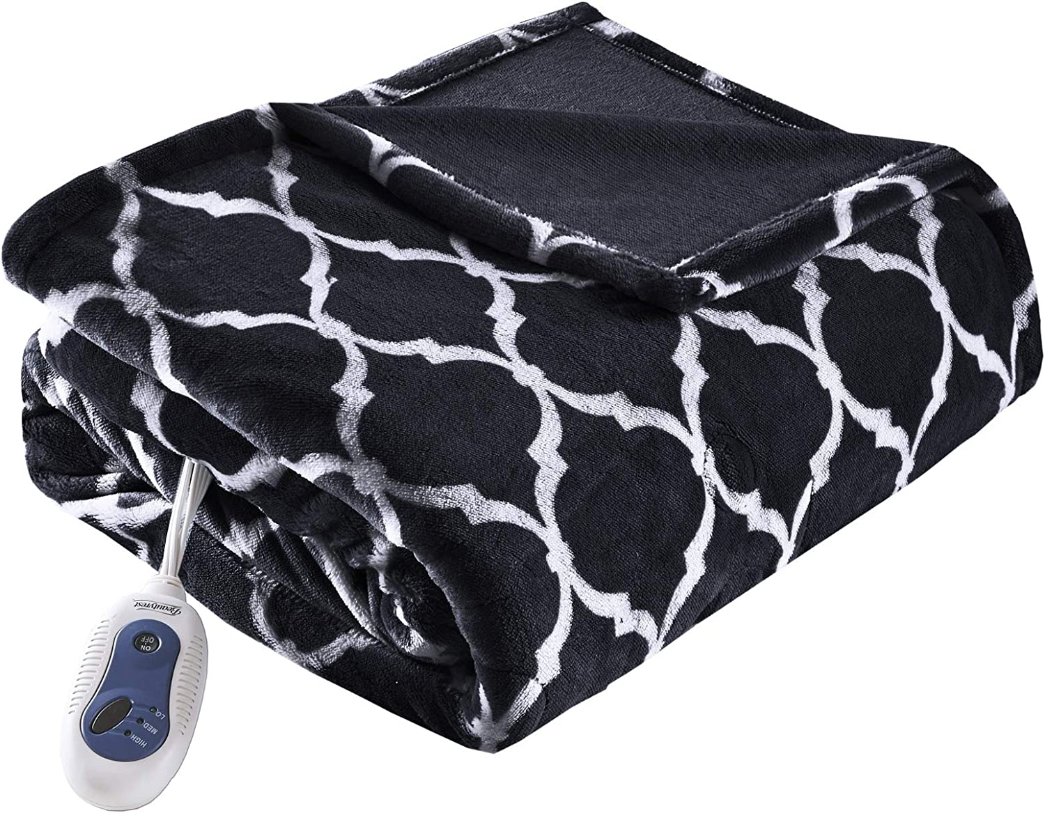 Beautyrest Plush Electric Max 77% OFF Max 83% OFF Throw Blanket – Comfort Te Secure