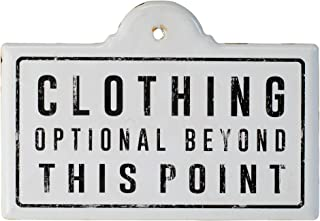Best clothing optional sign Reviews