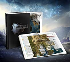 Final Fantasy XV: The Complete Official Guide Collector's Edition
