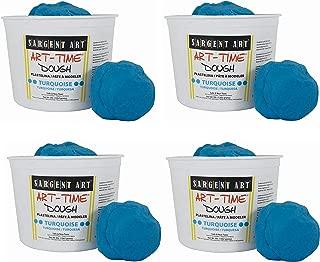 Turquoise Sargent Art 85-3361 3-Pound Art-Time Dough