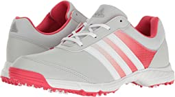 Clear Grey/Ftwr White/Core Pink