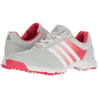 adidas Golf Tech Response (Clear Grey/Ftwr White/Core Pink) Women