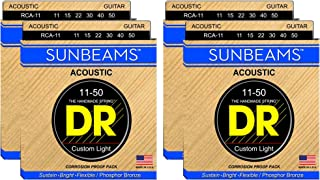 dr sunbeam acoustic strings