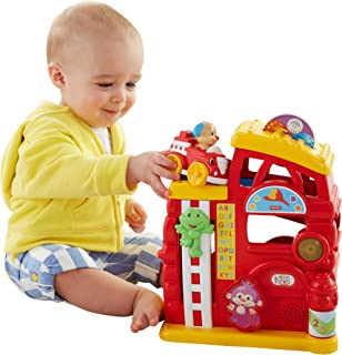 Best fisher price laugh and learn monkey firehouse Reviews