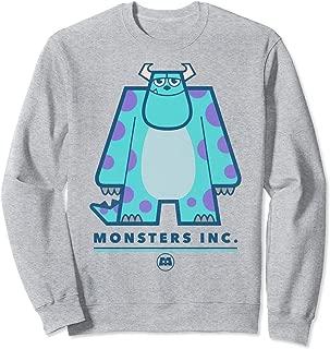 Pixar Monster's Inc. Sully Portrait Sweatshirt