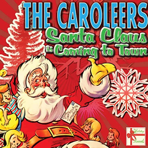 10 Thousand Santa Clauses But Not One Gift For Me By The Caroleers On Amazon Music Amazon Com