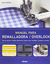 Manual para remalladora/overlock