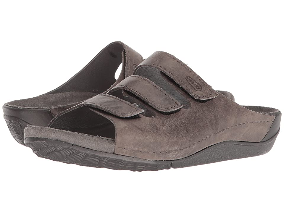 Wolky Nomad (Slate Cartago Leather) Women