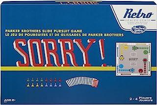Retro Series Sorry - 1958 Edition Game